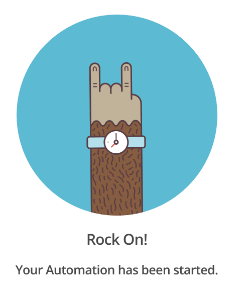 MailChimp: Rock On