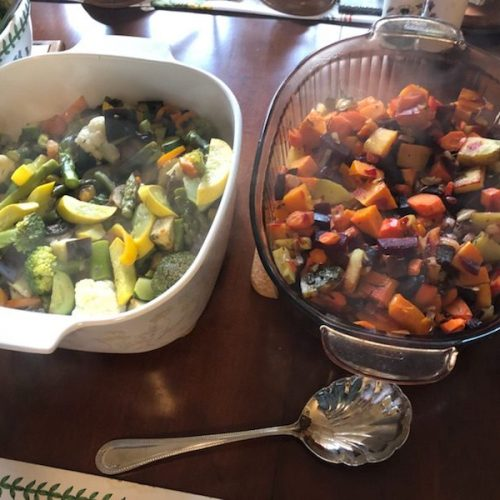 Day 5 – Let's Talk Food