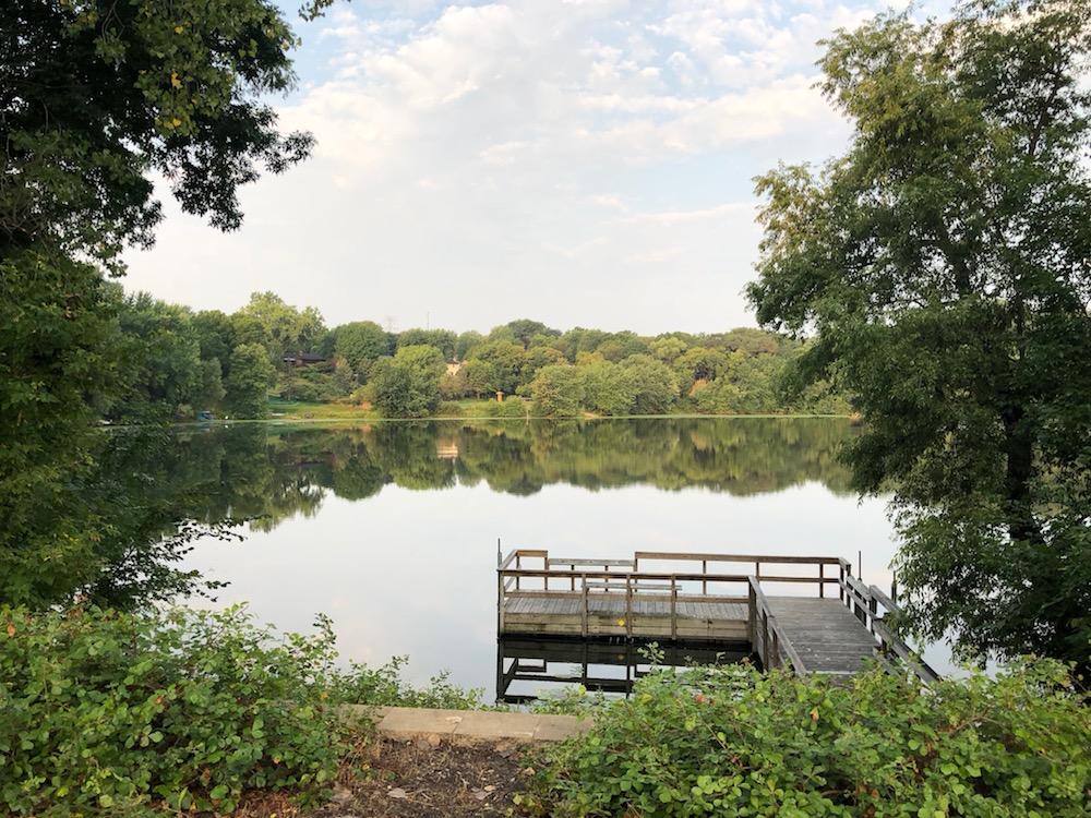 Lake in Eagan, MN
